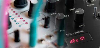 Top News: Plaits-Oszillatoren für Korg Multi Engine