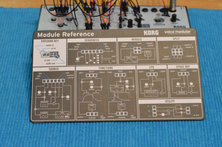 Korg Volca Modular Synthesizer & Groovebox