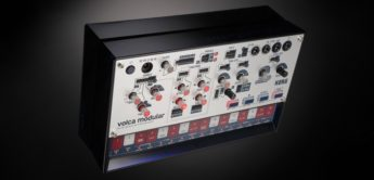 Test: Korg Volca Modular, Analog-Modular-Synthesizer