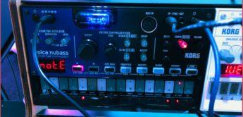 Korg Volca NuBass Acid-Bass-Synthesizer