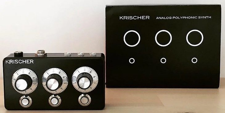 Krischer Analog Polyphonic Synth