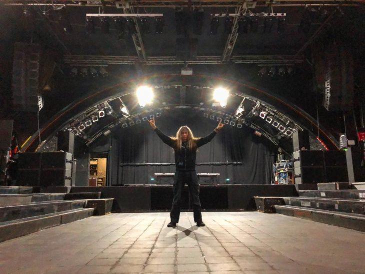 Der Touralltag eines Bühnenprofis