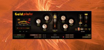 Test: Kush Goldplate, Hall Plugin