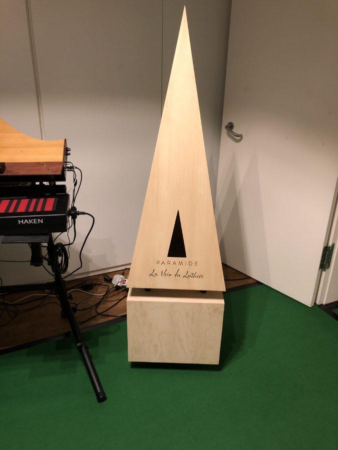 La Voix Du Luthier Pyramide