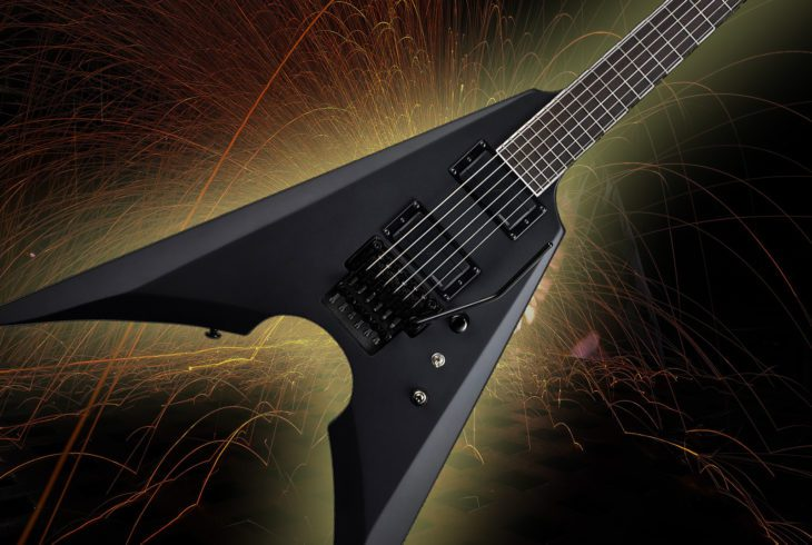 LTD MK-600 BLKS E-Gitarre