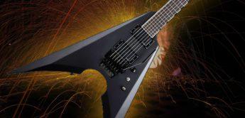 Test: LTD MK-600 BLKS, E-Gitarre