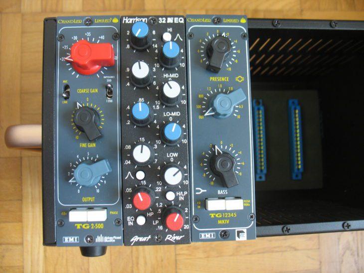 -- Luchbox bento 6s mit Chandler Limited TG 2-500 und TG 12345 MKIV EQ --