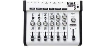 8-Kanal Mixer Loop 8 von Maker Hart