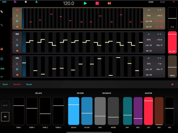 Marcos Kohler PolyPhase Synth-FX