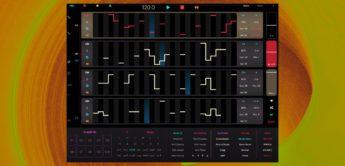 Marcos Kohler PolyPhase, ein Generativer iOS MIDI-Sequencer