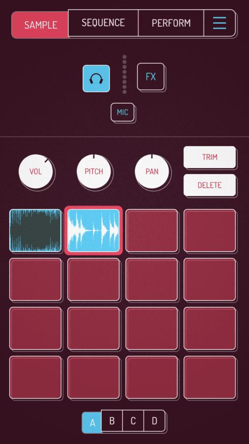 Marek Bereza Koala Sampler iOS - Sampler