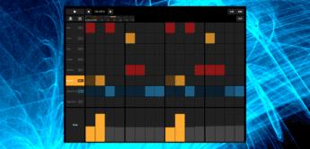 Markus Teufel Octachron, MIDI-Drum-Sequencer, iOS-App
