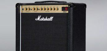 Test: Marshall DSL20CR, Gitarrenverstärker