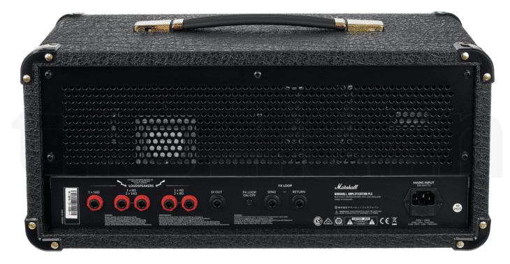 Marshall Studio Classic SC20H Gitarrenverstärker - Rückseite