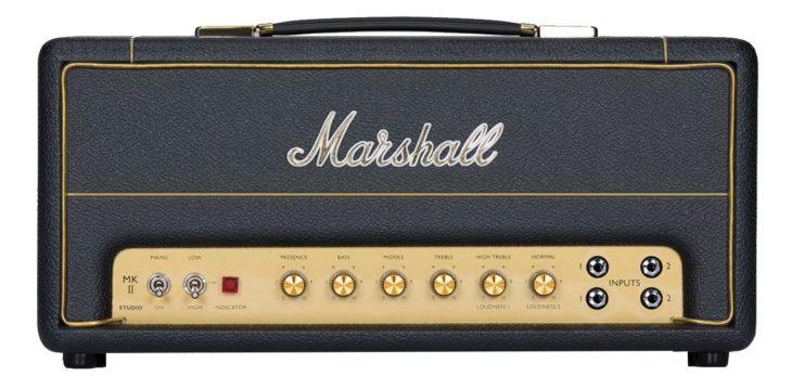 Marshall Studio Vintage SV20H front