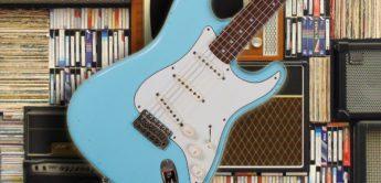 Test: Maybach Stradovari, E-Gitarre