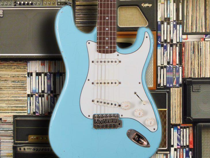 Maybach Stradovari E-Gitarre