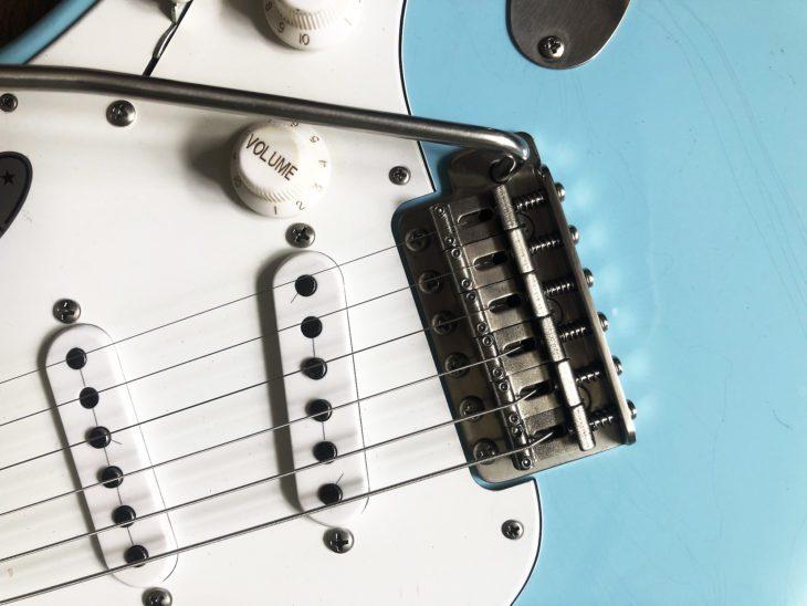 Maybach Stradovari E-Gitarre Vibrato