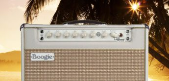 Test: Mesa Boogie California Tweed 4-40, Gitarrenverstärker