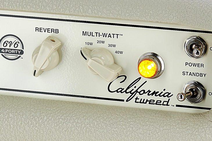 Mesa Boogie California Tweed 4-40 Multi Watt