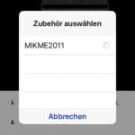 Mikme App Bluetooth Pairing