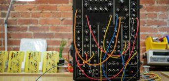 News: Moog Model 10 – Neuauflage des kleinen Modularsystems