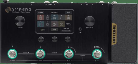 Multieffektgeräte und Pedale für Gitarre & Bass