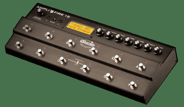 Modeling Amp Verstärker Floorboard