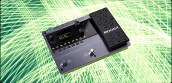 Test: Mooer GE 150, Multieffekt-Pedal