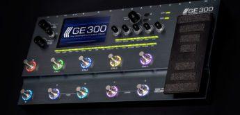 NAMM 2019: Mooer GE300, Multieffektgerät