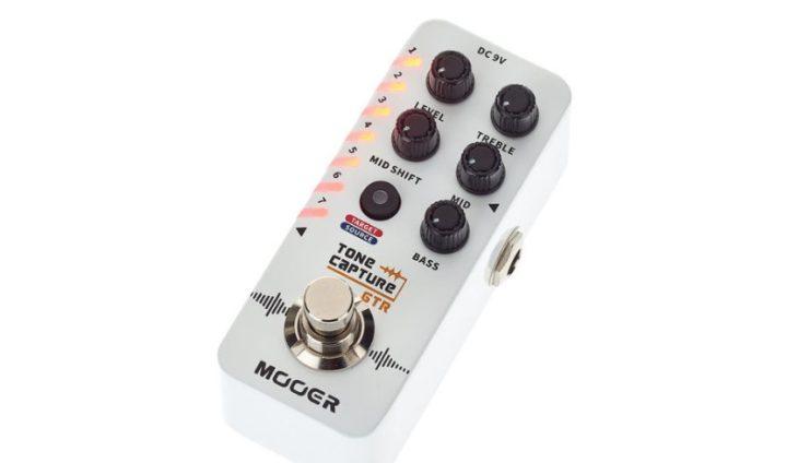Mooer Tone Capturer GTR