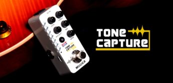Test: Mooer Tone Capture GTR, Gitarrenpedal