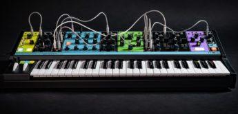 Moog Matriarch, 4-stimmig, paraphoner Synthesizer