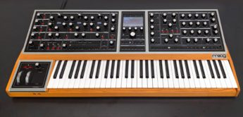 Test: Moog One, polyphoner Analogsynthesizer V1.1.0