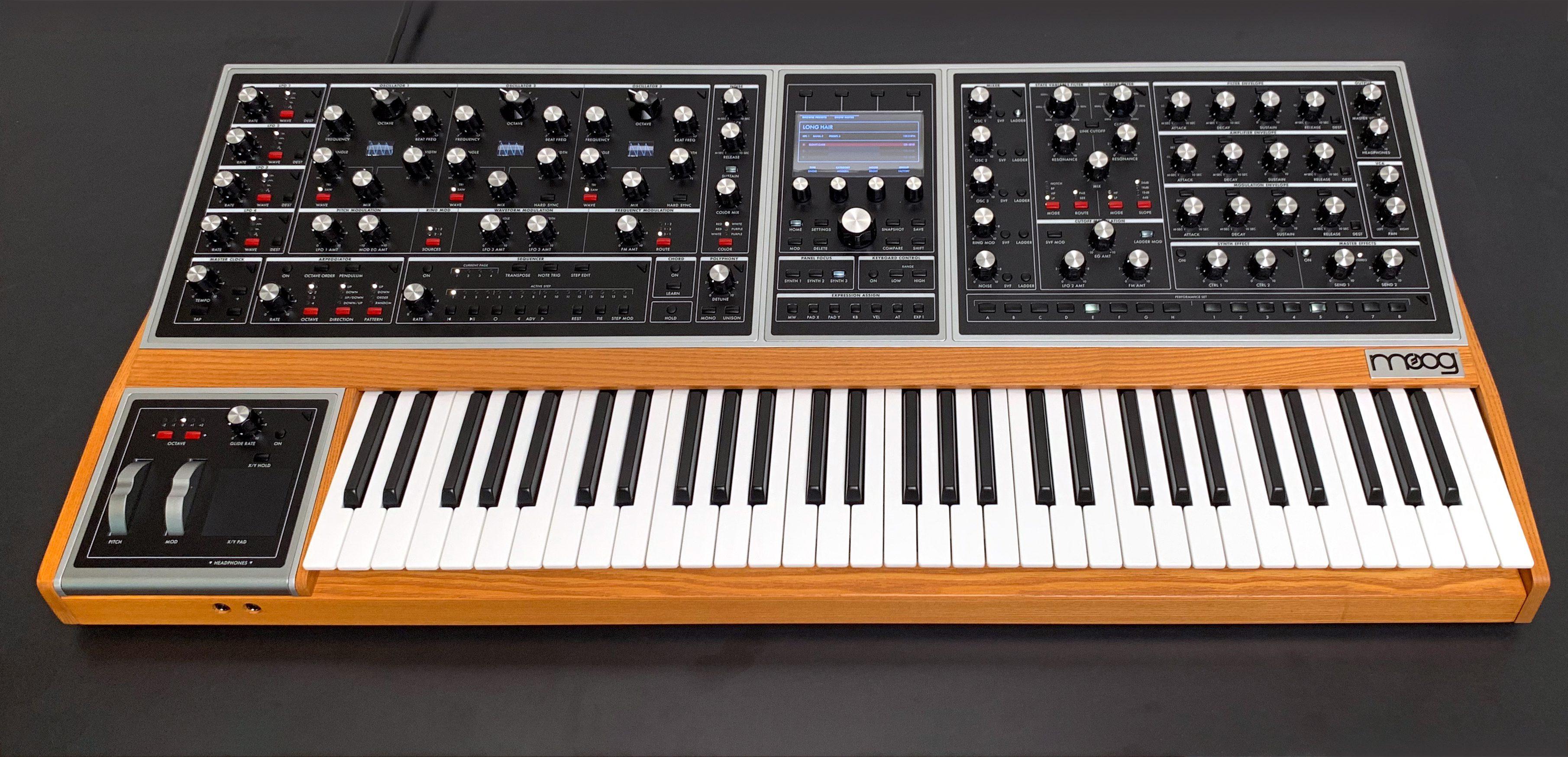 Moog One 16 Voice