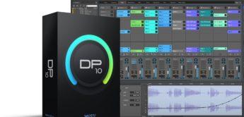 motu digital performer dp 10