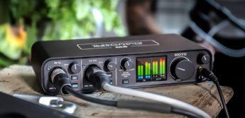MOTU stellt USB-C-Audiointerfaces M2 und M4 vor