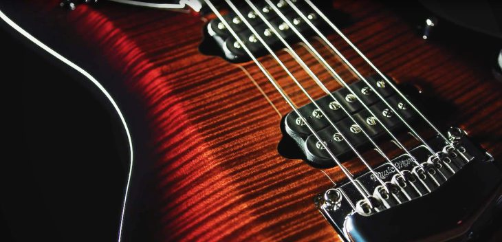 Music Man John Petrucci Majesty 2019