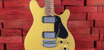 Test: Music Man Valentine Trem, E-Gitarre