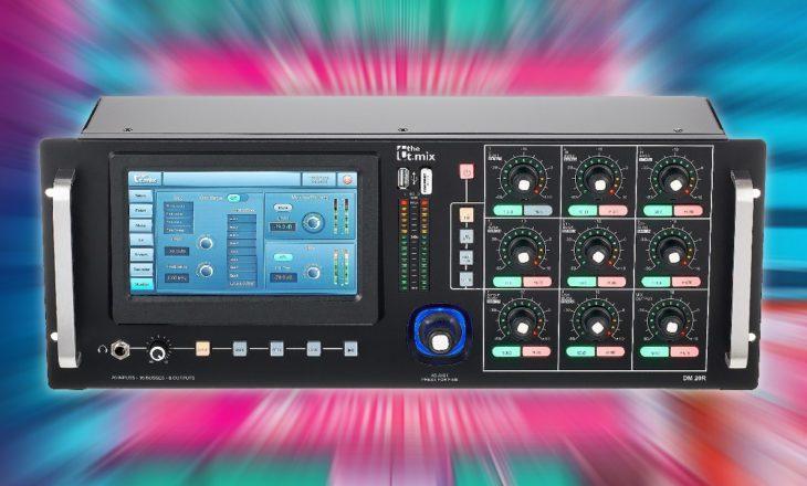 musikhaus thomann t-mix dm20r