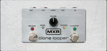 Test: MXR Clone Looper, Looper Pedal