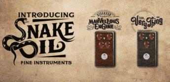 NAMM 2019: Chapman Guitars präsentiert Effektpedale