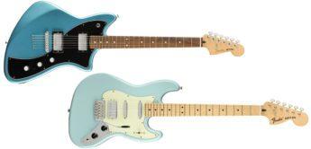 NAMM 2019: Fender stellt Alternate Reality Meteora HH und Sixty Six vor