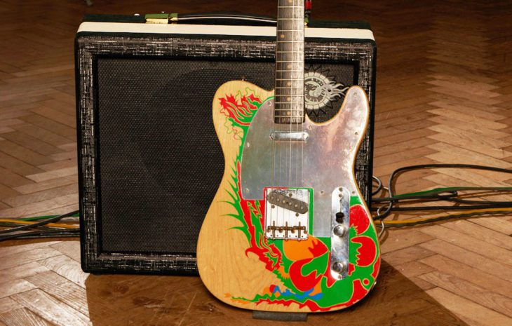 NAMM 2019: Jimmy Page präsentiert den Sundragon Amp