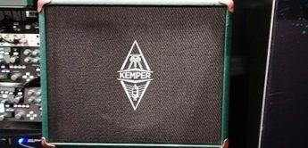NAMM 2019: Kemper stellt das Kabinet 1×12 vor