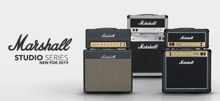 NAMM 2019: Marshall stellt die Studio-Serie vor