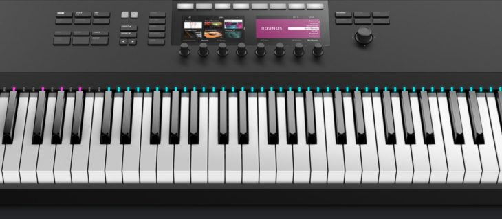 native instruments komplete s88 mk2