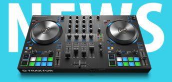 Native Instruments Traktor Kontrol S3 DJ-Controller geleaked!