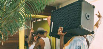 NEW SOUNDBOKS: Update des mobilen Lautsprechers