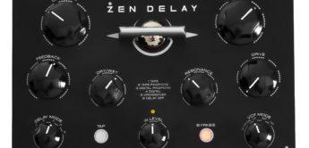 News: Ninja Tune kooperiert mit Erica Synths für das Röhren/DSP-Effektgerät Zen Delay